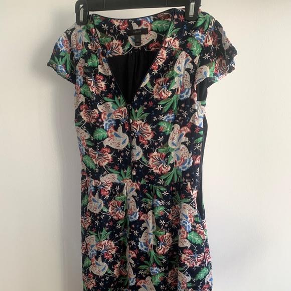 J. Crew Dresses & Skirts - J.Crew Floral Dress size 00